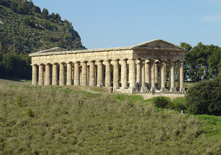 Archaeological Park of Segesta