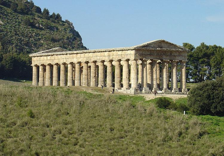 Parco archeologico di Segesta